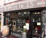 Lens - Restaurant - Bistrot Le 15