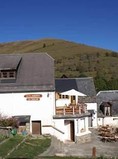 Gîte Auberge La Soulan