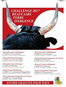 Course camarguaise Challenge Terre d'Argence
