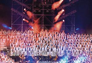 Festival des Fous Chantants