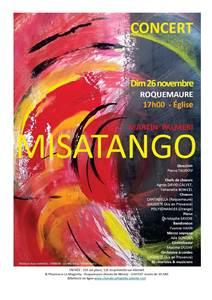 Concert Misatango de Martin PALMERI