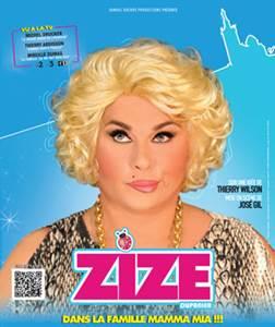 Zize Dupanier - One man show