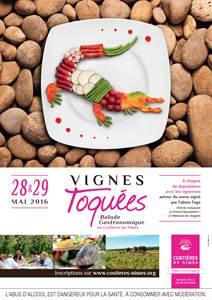 Vignes Toquées – Balade gastronomique en Costières de Nîmes