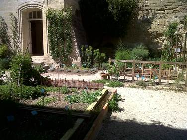 Le Jardin Médieval d'Uzès