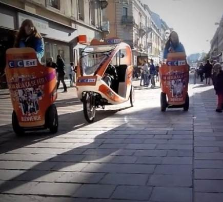 Une opération street marketing à fort impact pour le CIC
