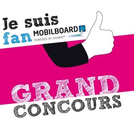 """Soutenez les équipes des agences du réseau Mobilboard au grand concours """"Je suis fan"""" sur Facebook !"""