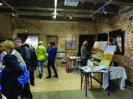 Journées Européennes des Métiers d'Art au Moulin de Pen Castel