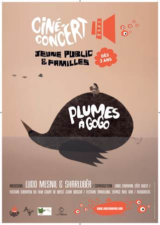 Place aux Mômes : Ciné-Concert