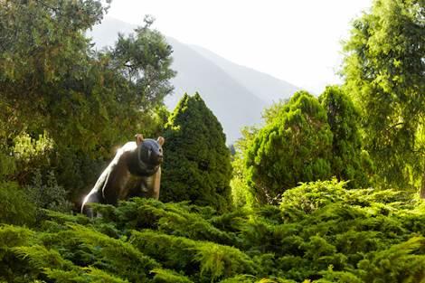 Statue de l'Ours