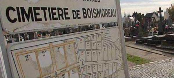 Le cimetière de Boismoreau, un patrimoine à perpétuité