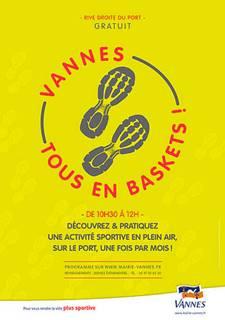 Vannes Tous en Basket