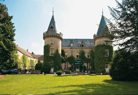 Hostellerie du Château de Bellecroix