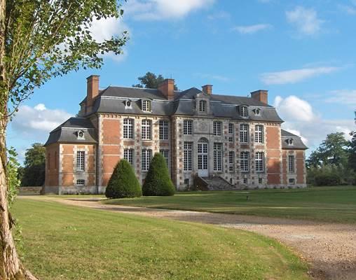 Château de Saint-Maclou-la-Campagne