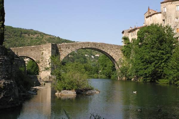 Le Vieux Pont Roman