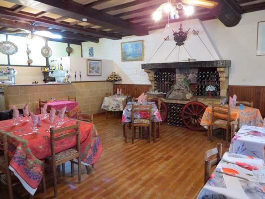 restaurant l'Oustalet