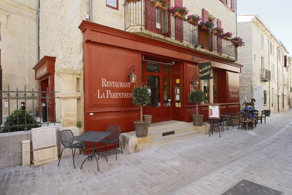 RESTAURANT LA PARENTHESE