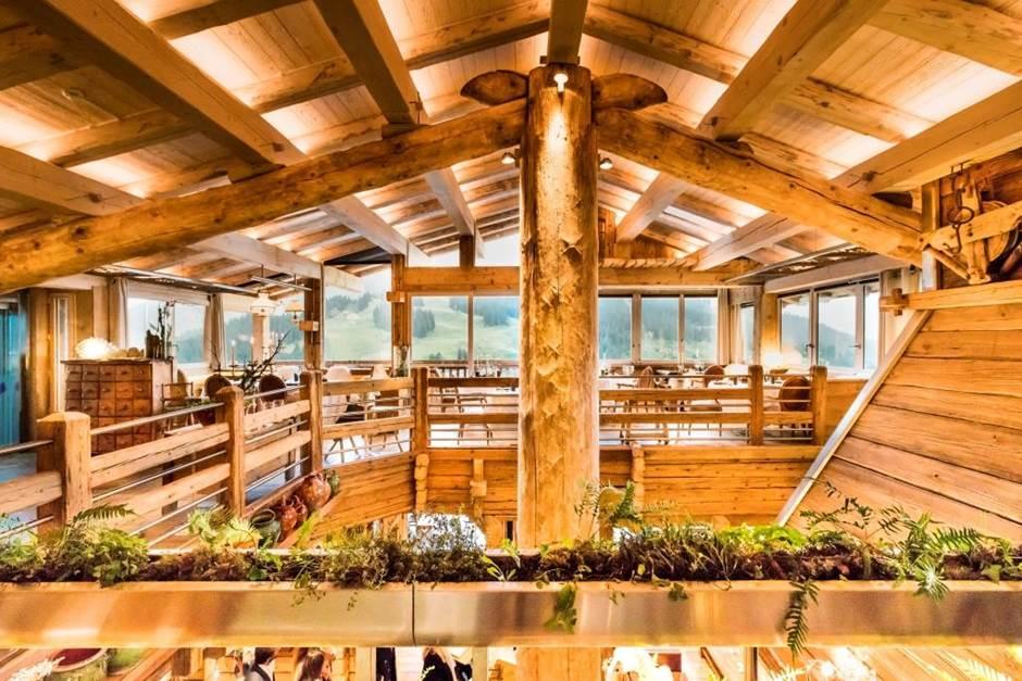 La Maison des Bois - Marc Veyrat