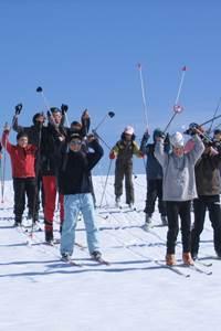 Fête du ski et de la neige