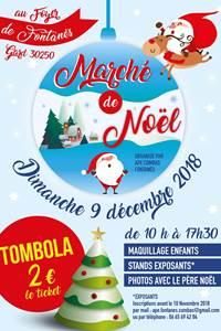 Marché de Noël Fontanès