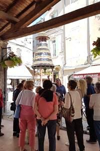 JEP : Visite guidée - ANDUZE, ruelles et patrimoine
