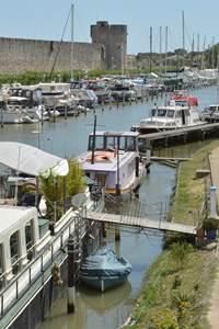 Port de plaisance d'Aigues Mortes