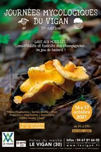 Journées mycologiques du Vigan