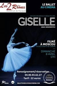 Giselle - Ballet du Bolchoï