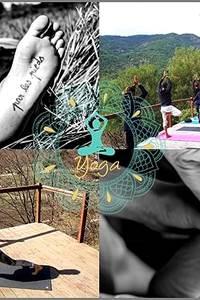 Stage: yoga-réflexologie-randonnée