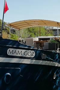 Péniche Hôtel MAM GOZ
