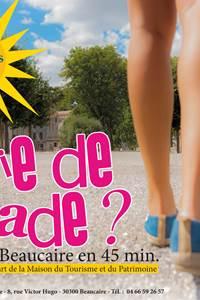 Balade de la Ville de Beaucaire