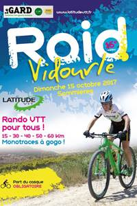Raid Vidourle VTT Sommières
