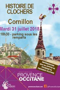 Histoire de Clochers à Cornillon