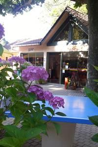 Restaurant Camping Les Sources