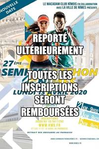 Semi-marathon de Nîmes 2020