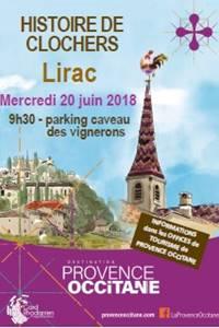 Histoire de Clochers à Lirac