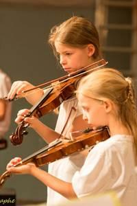 Concert des élèves