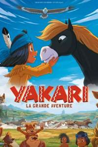 """Cinéma """"Yakari"""""""