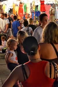 Marché nocturne de Pont-Saint-Esprit