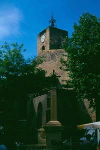 Roquemaure, le village