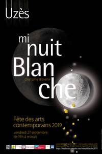 MiNuit Blanche #6 – fête des arts et de la création contemporaine