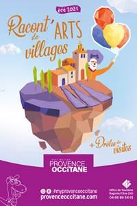 Les racont'ARTS de villages ... à Cornillon