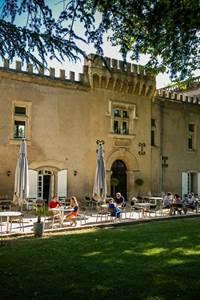 Restaurant Château du Val de Cèze