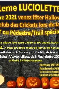 Course de VTT / Pedestre - La 11ème Luciolette
