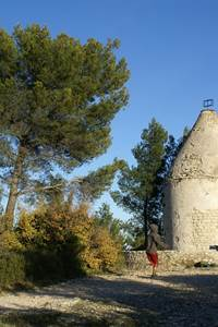 Les moulins du Roc de Gachone