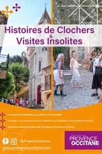 Histoires de Clochers à Goudargues