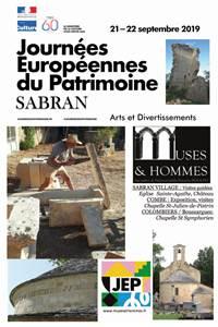 Journées du patrimoine à Sabran