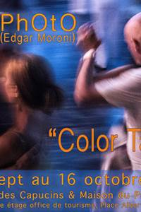 Exposition photos: Color Tango par Edgar Moroni