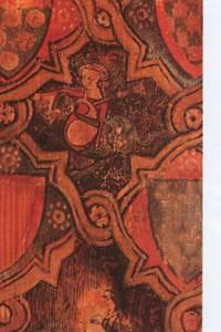 Les plafonds peints anciens de l'arc méditerrannéen