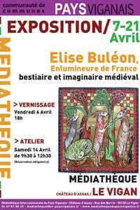 Exposition Elise Buléon