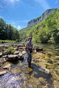 Leo Paul Fayette Guide de Pêche